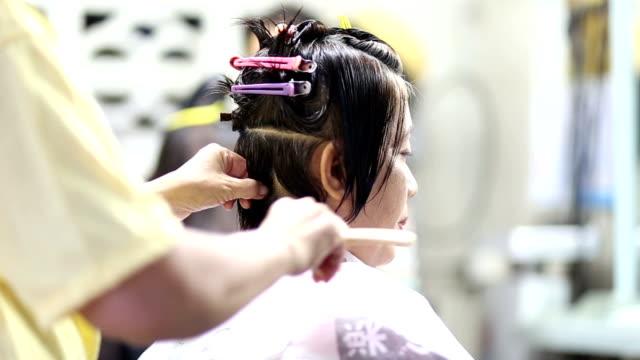 Professional Hairdresser Hair