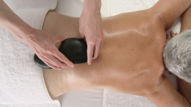 HD CRANE: Professional Hot Stone Spa Treatment