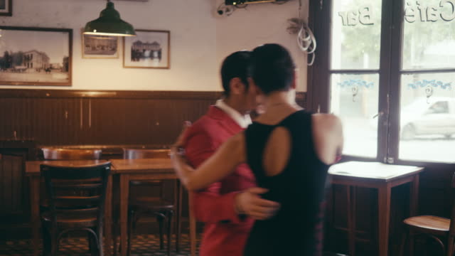 professional tango show - tangoing stock videos & royalty-free footage
