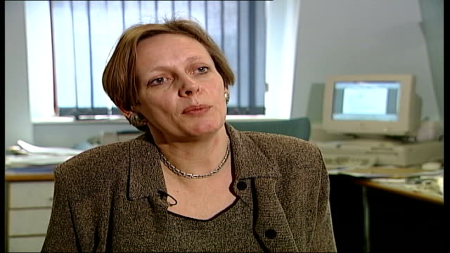professor anne johnson interview sot lot of education in 1980s but those people are now in their 30s and 40s/ need to make sure message reaches... - sexually transmitted disease stock videos & royalty-free footage