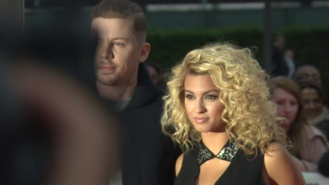 professor green, tori kelly at mobo awards 2014 at wembley arena on october 22, 2014 in london, england. - wembley arena stock videos & royalty-free footage