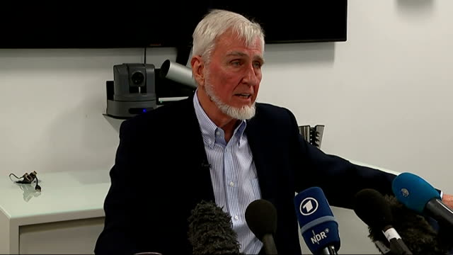 Professor John O'Keefe wins Nobel Prize Press conference and interview O'Keefe press conference SOT on difficulty of predicting cure for alzheimer's...