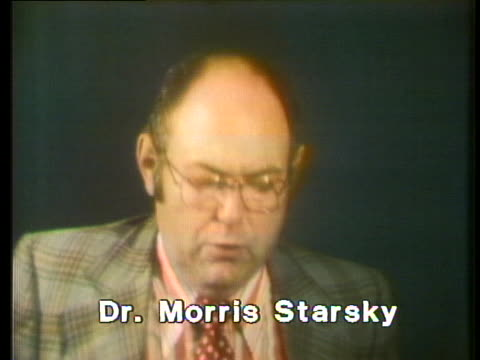 professor morris starsky holds a press conference to claim that the fbi had him under surveillance in 1970 because of his dissident views. - socialism stock videos & royalty-free footage