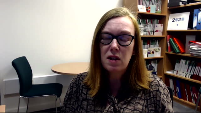 professor sarah gilbert saying people mixing over christmas could lead to a surge in coronavirus cases that disrupt the vaccination process - social gathering stock videos & royalty-free footage