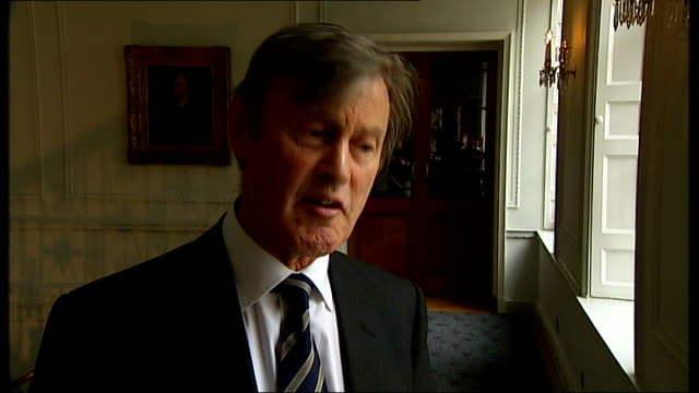 int professor trevor davies interview sot saying university has suffered from this but hope outcome of report will help its science credibility to... - east anglia stock videos and b-roll footage