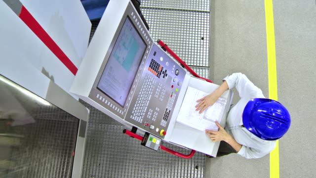CS Programme eine CNC Machine