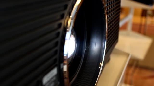 Projektor Gläser