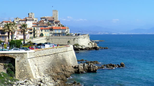 Promenade Amiral de Grasse - Antibes, France