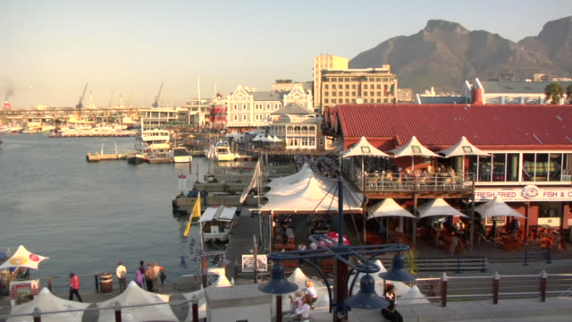 MS, HA, Promenade at Victoria & Alfred Waterfront, Cape Town, South Africa