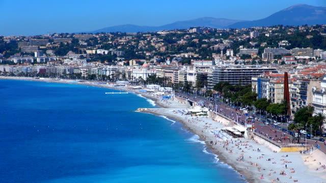 Promenade des Anglais - Nice, France