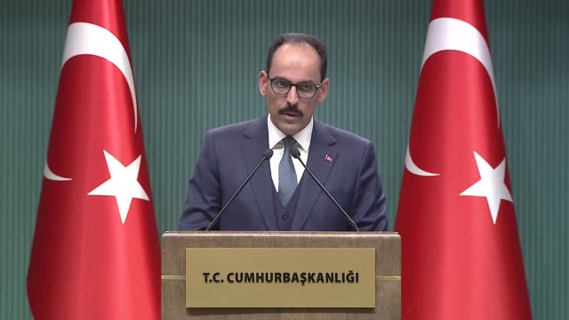 proposed safe zone in northern syria along turkish border will be under ankara's control, the country's presidential aide said on tuesday. speaking... - security equipment stock videos & royalty-free footage