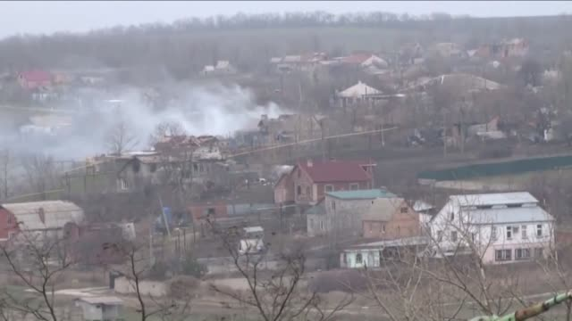 ProRussian separatists' attacks on Ukrainian troops intensify in eastern Ukraine and proRussian separatists have violated the ceasefire at least 35...