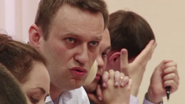 a prosecution witness at the trial of alexei navalny on wednesday queried whether the russian opposition leader had the professional clout to have... - prosecution stock videos & royalty-free footage