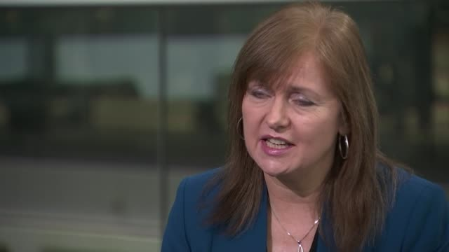 Prostate Cancer becomes third biggest cause of cancer deaths after overtaking deaths from Breast Cancer ENGLAND London INT Angela Culhane interview...