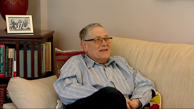 prostate drug too expensive for nhs john ward interview sot - prostate stock videos and b-roll footage