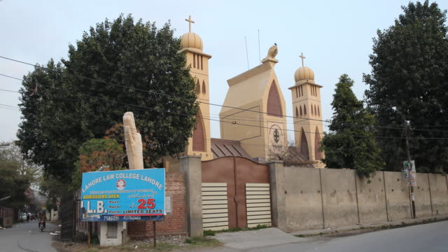 Protestant church in Lahore