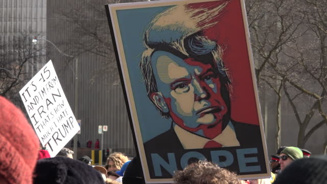 Protesters from all walks of life closed the University Avenue for 6 hours chanting antiTrump slogans Organizers vowed to keep the pressure on with...