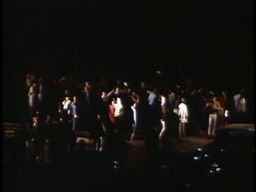 protesters march out of lincoln park while demonstrating against the 1968 democratic national convention. - human rights or social issues or immigration or employment and labor or protest or riot or lgbtqi rights or women's rights stock videos & royalty-free footage