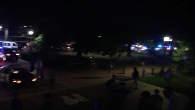 protestors marched with burning torches on the 11th of august 2017 at the charlottesville campus of the university of virginia usa opposing the... - university of virginia stock videos & royalty-free footage