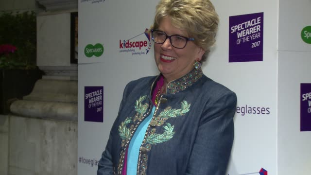 prue leith at 8 northumberland avenue on october 10 2017 in london england - prudence leith stock videos and b-roll footage