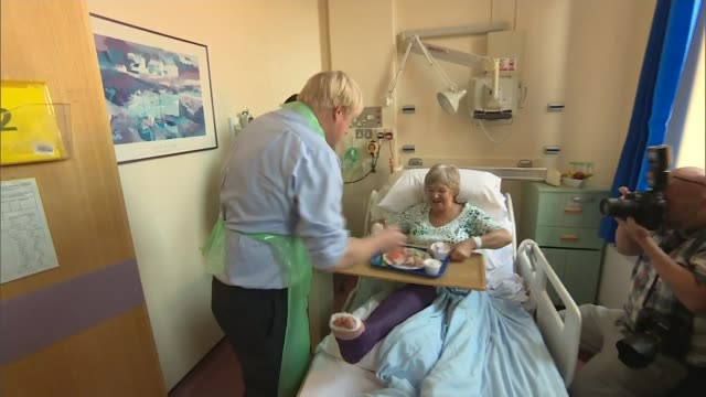 prue leith to advise government review into hospital food after listeria deaths england devon torbay hospital photogaphy ** boris johnson mp into... - prudence leith stock videos and b-roll footage