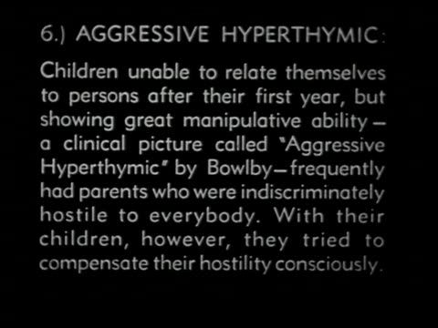 psychogenic diseases in infancy (an attempt at their classification) - 10 of 18 - see other clips from this shoot 2397 stock videos & royalty-free footage