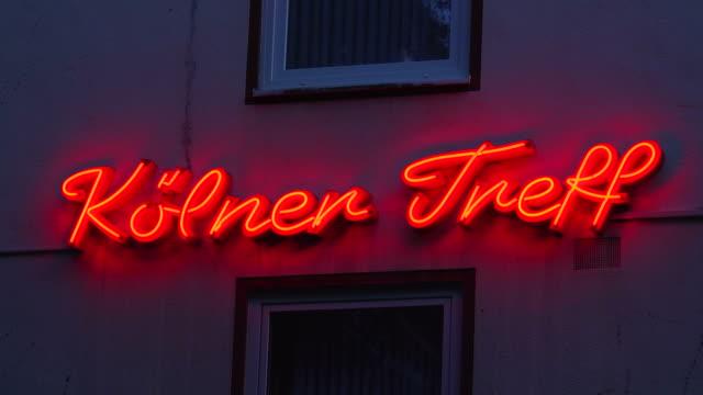 Pub Kölner Treff, Cologne, North Rhine Westphalia, Germany