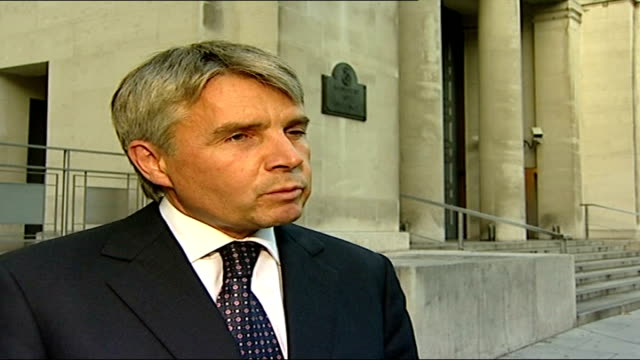 vídeos y material grabado en eventos de stock de public accounts committee accuses ministry of defence of overspending and mismanagement lord drayson interview sot reporter to camera - departamento de defensa
