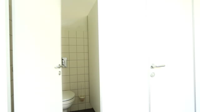 public bathroom - bathroom stock videos & royalty-free footage