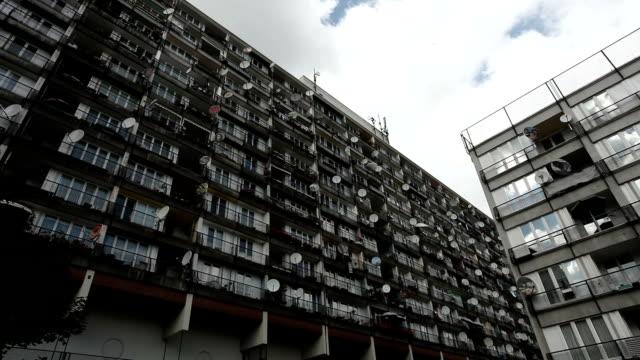 Public housing of immigrants