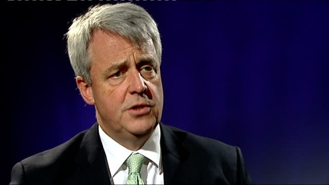 andrew lansley interview england london int andrew lansley mp interview sot my principle concern is the nhs and i will just say to those minority of... - comforting colleague stock videos & royalty-free footage
