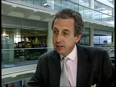 public support for monarchy at all-time low; itn england: london:gir: int robert lacey interview sot - talks of reasons for falling royal popularity - verherrlichung stock-videos und b-roll-filmmaterial