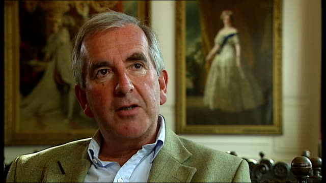 sales of hardback books in decline as eBooks take over Shots of Robert Harris at booksigning event Close shot Harris signing copy of his new book...