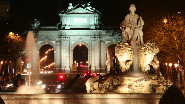 Puerta de alcalá Madrid, 4 K