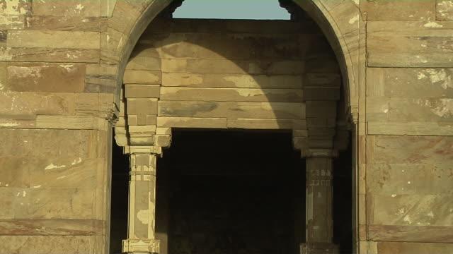 Pull back lila gumbaz ki masjid gate champaner gujarat