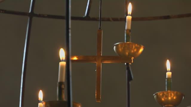 pull back shot cathedral stockholm sodermanland sweden - kyrka bildbanksvideor och videomaterial från bakom kulisserna