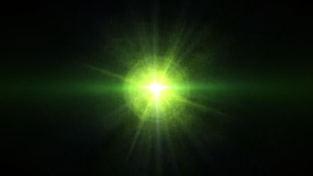 vídeos de stock, filmes e b-roll de pulsar 008: a graphic pulsar star radiating light and pulsating energy. - pulsating energy