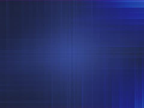 stockvideo's en b-roll-footage met cu cgi pulsating blue woven light - uitfaden