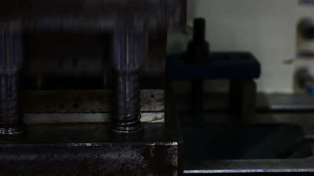 hd : パンプスのメタルマシン - 空気弁点の映像素材/bロール