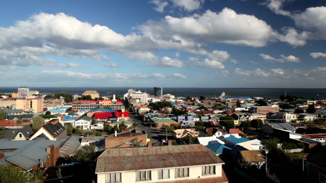 punta arenas - chile stock videos and b-roll footage