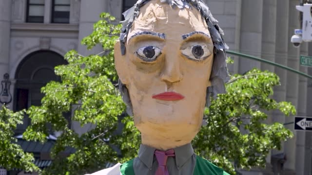 puppet of stormé delarverie was a butch lesbian whose scuffle with police was according to stormé and many eyewitnesses the spark that ignited the... - social justice concept stock videos & royalty-free footage