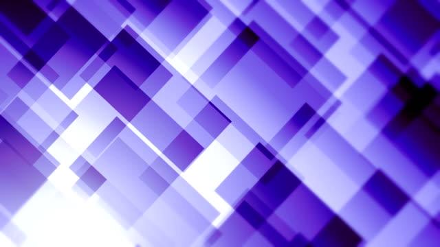 Purple Blocks Background (Loopable)