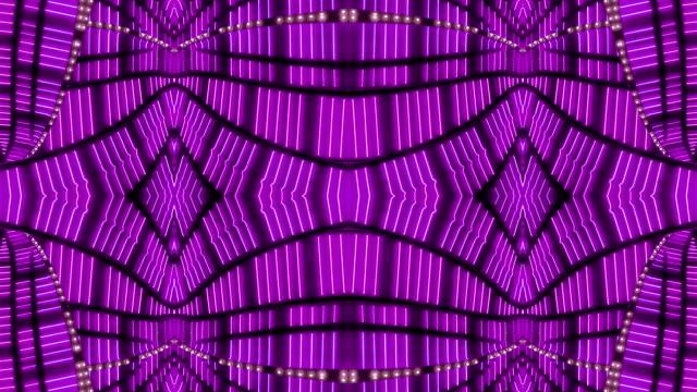 Purple Flamingo Frame - Las Vegas, Nevada