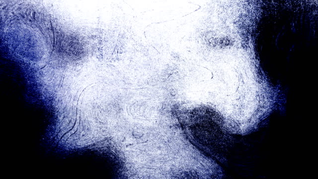 purple high contrasted blizzard grungy and dirty, animated, distressed and smudged stormy sky, clouds 4k video background with swirls and frame by frame motion feel with van gogh style - smudged stock videos & royalty-free footage