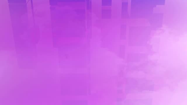 Sfondo viola morbido (loop)