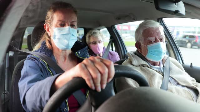 put your seat belt on - the ageing process stock videos & royalty-free footage