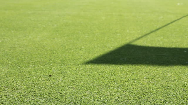putting green - putting green stock videos & royalty-free footage