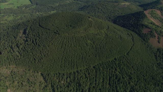 vidéos et rushes de puy de dome area of old volcanoes - volcan