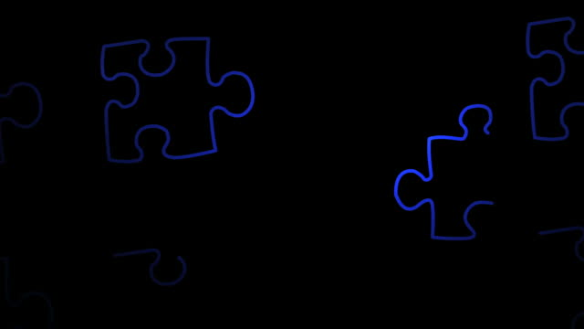 puzzle - puzzle stock videos & royalty-free footage