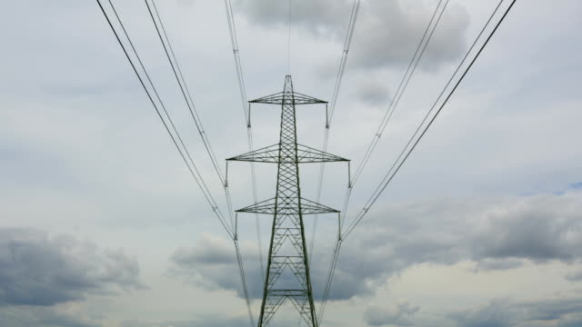 pylon... - pole stock videos & royalty-free footage